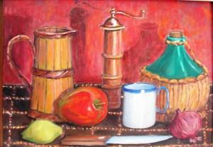Νόττας ζωγραφιά