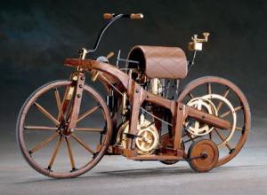 Daimler-Motorcycle