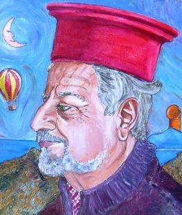 Β.Ν. Νίκος, Λάδι σε καμβά