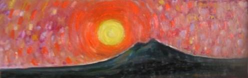 Β.Ν. Λάδι σε χαρτόνι