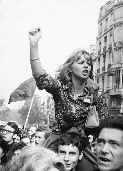 Paris, Mai 1968.