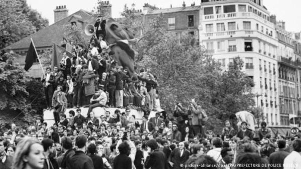 Γαλλικός-Μάης-1968
